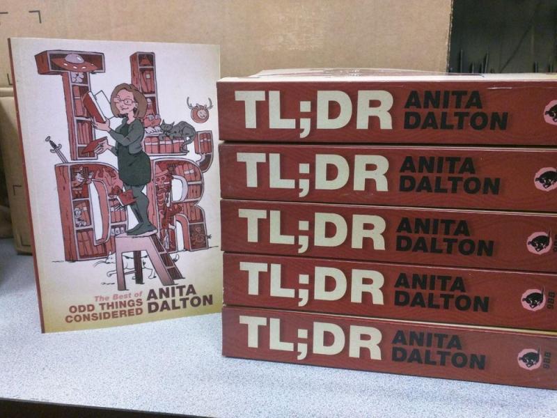 TLDR-stack